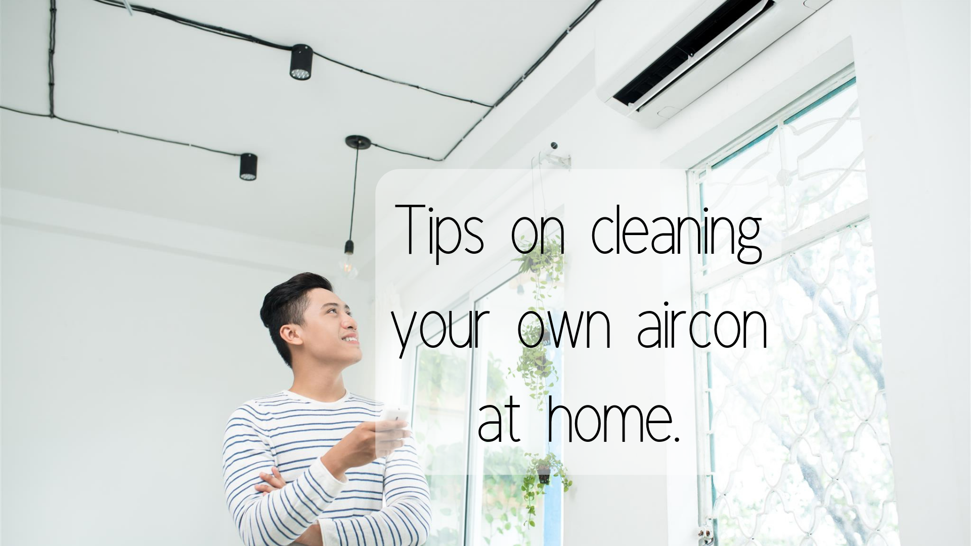 Tips On Aircon Cleaning DIY! - Natural